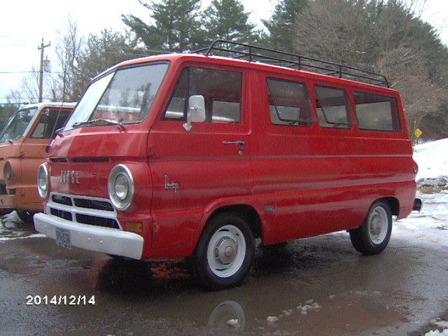 Orange Coast Dodge >> 1965 Dodge A100 Sportsman Van,West coast Van - Classic Dodge Other 1965 for sale
