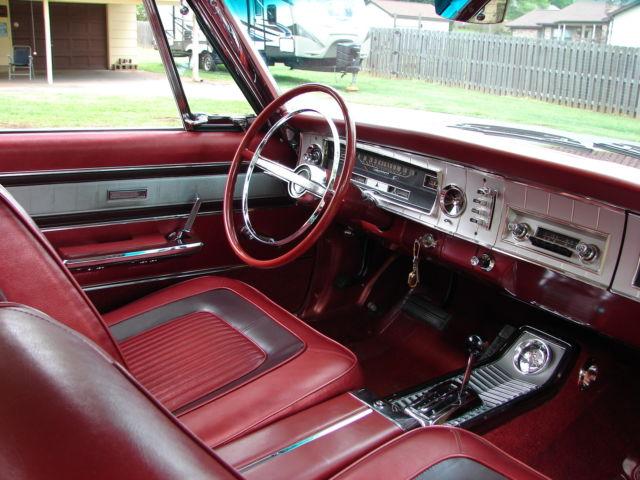 1965 Dodge Coronet 500 2dr H T Survivor 34 021 Documented Original Miles Classic Dodge
