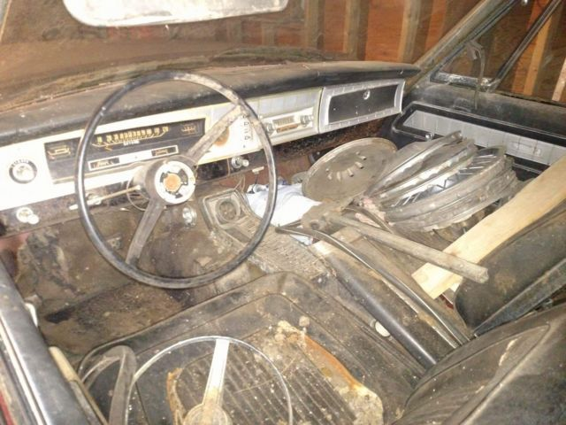 1965 Dodge Coronet 500 Hardtop 426 S Street Wedge Four