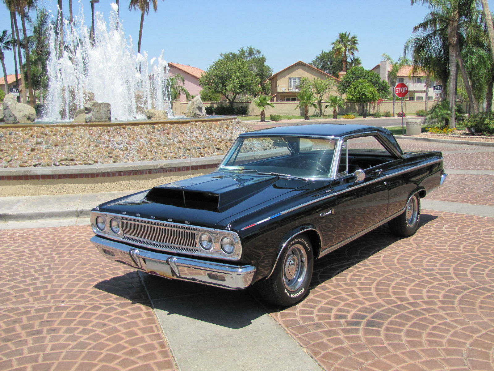 1965 Dodge Coronet 500 Two Door Coupe Max Wedge 426 Ci