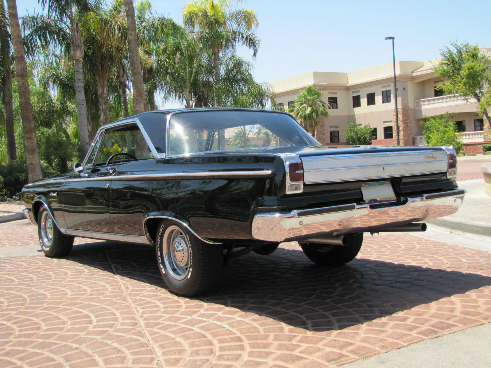 1965 Dodge Coronet 500 Two Door Coupe Max Wedge 426 Ci Dual 4 Bbl Cross Ram 4 Sd Classic Dodge