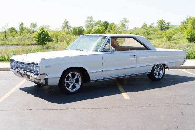 1965 Dodge Polara 25,614 Miles White Coupe V8 6 3L Automatic
