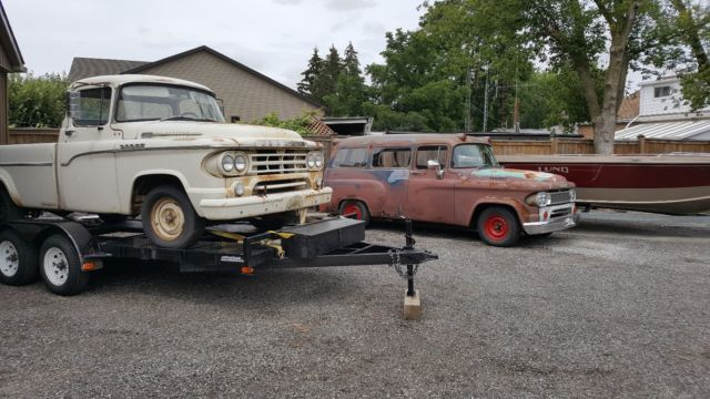 1965 dodge town wagon classic dodge other pickups 1965 for sale. Black Bedroom Furniture Sets. Home Design Ideas