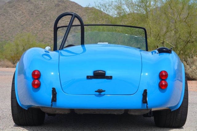 1965 factory five mk4 cobra 306cigrabber blue one of a kind prevnext malvernweather