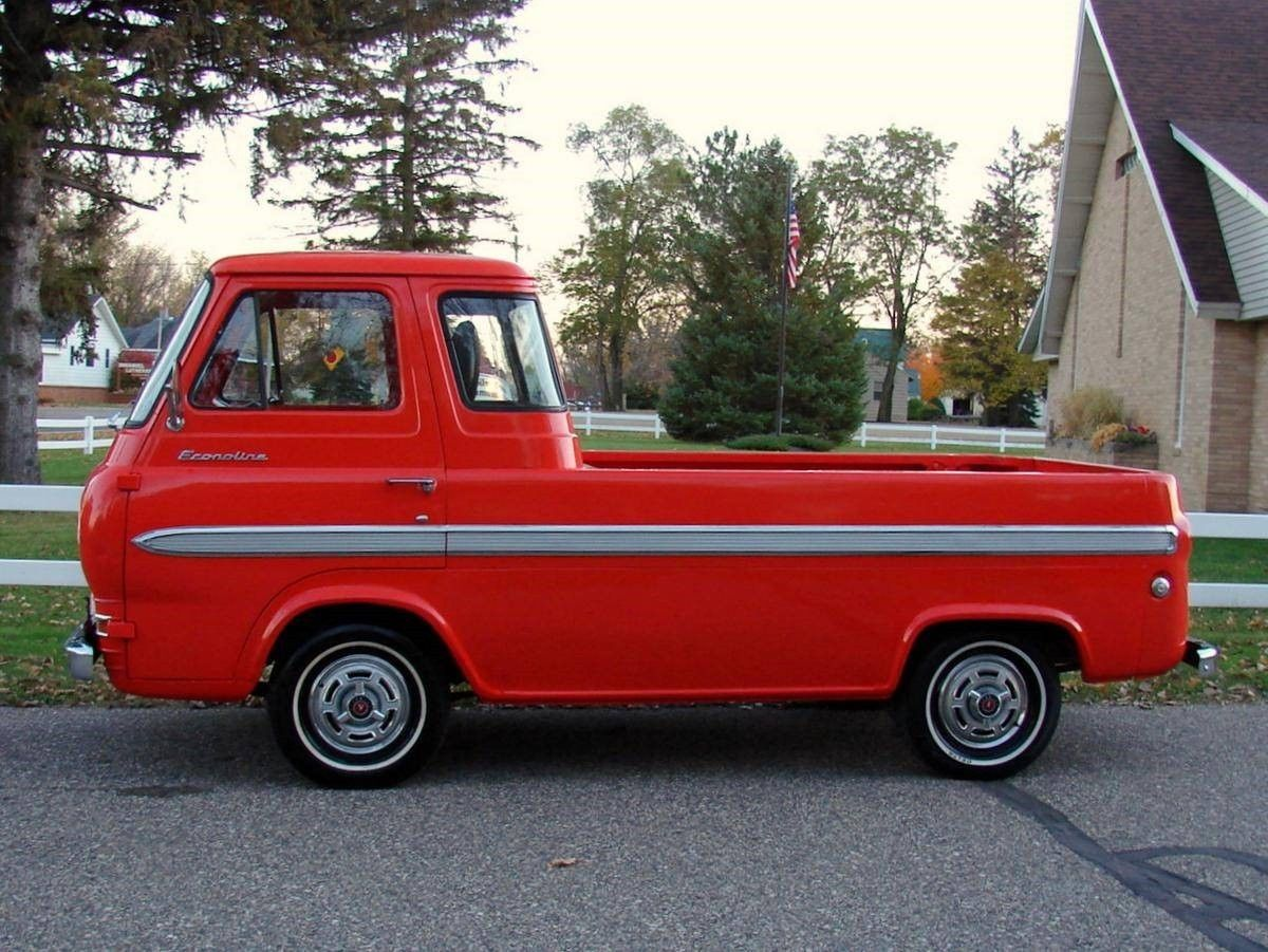 1965 ford truck picks pictures to pin on pinterest