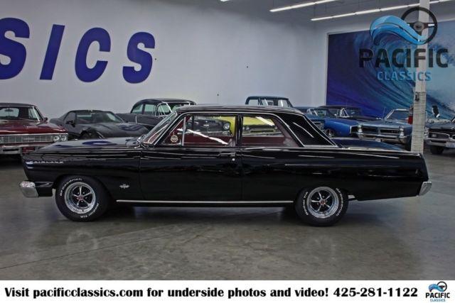 1965 Ford Fairlane 289 / 3 speed manual / 7000 miles