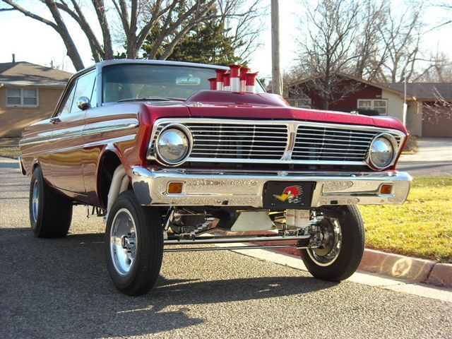 1965 Ford Falcon Gasser Classic Ford Falcon 1965 For Sale