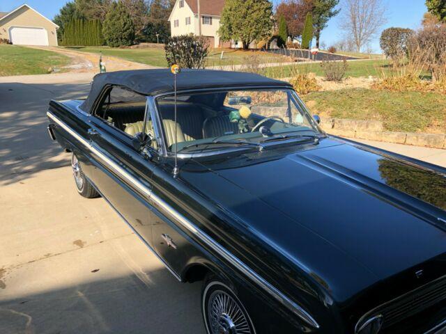 1965 Ford Falcon Sprint Convertible - Classic Ford Falcon ...