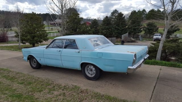 1965 Ford Galaxie 500 4 Door Hardtop Classic Ford