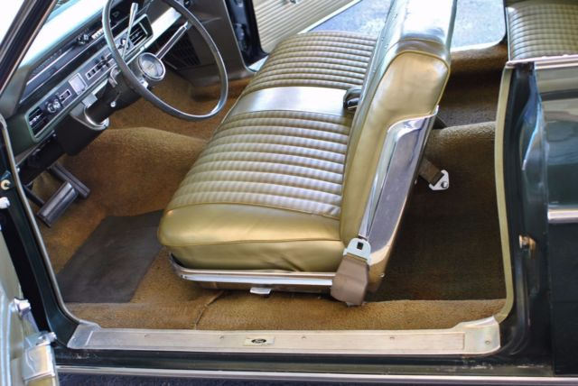 1965 Ford Galaxie 500 Hardtop 352 V8 Engine Factory Air