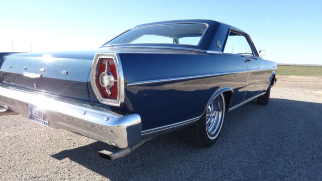 Cars For Sale In Oklahoma >> 1965 Ford Galaxie 500 ltd XL 5.8L 2 DOOR COUPE HARDTOP - Classic Ford Galaxie 19650000 for sale