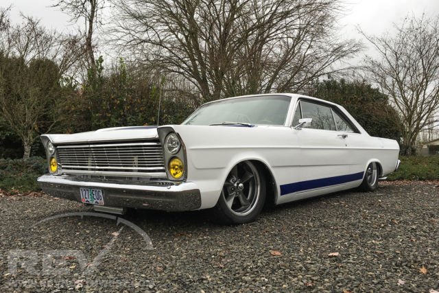 Ford Galaxie Xl Coupe Custom Bagged Automatic on 65 Ford Custom 500