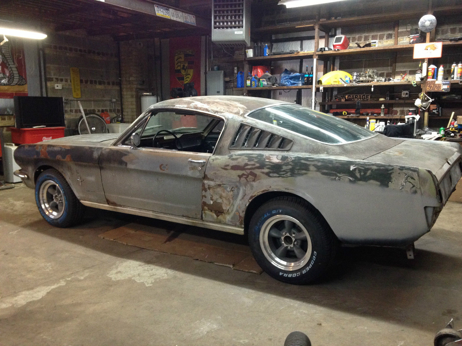 ... Alabama Barn Find Solid Car - Classic Ford Mustang 1965 for sale