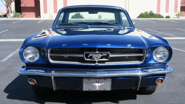 1965 Ford Mustang 289 V8 C Code San Jose Built 71 Dso P S Clean Classic Ford Mustang 1965
