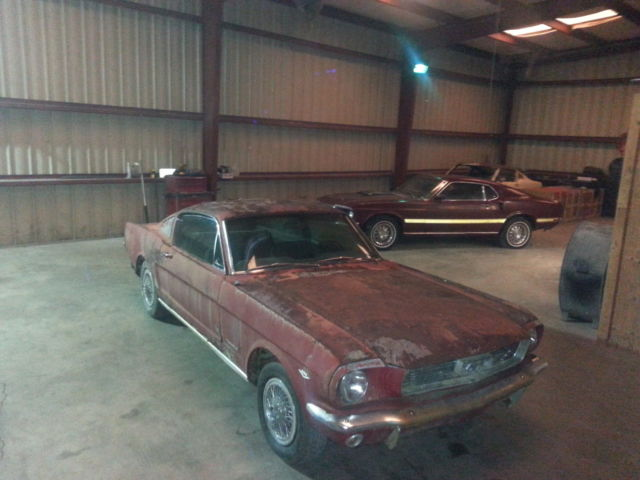 1965 FORD MUSTANG FASTBACK 289 AUTO 1966 1967 1968 1969 1970