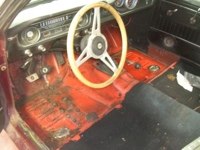 1965 ford mustang fastback no rust california car for Ford motor vehicle models