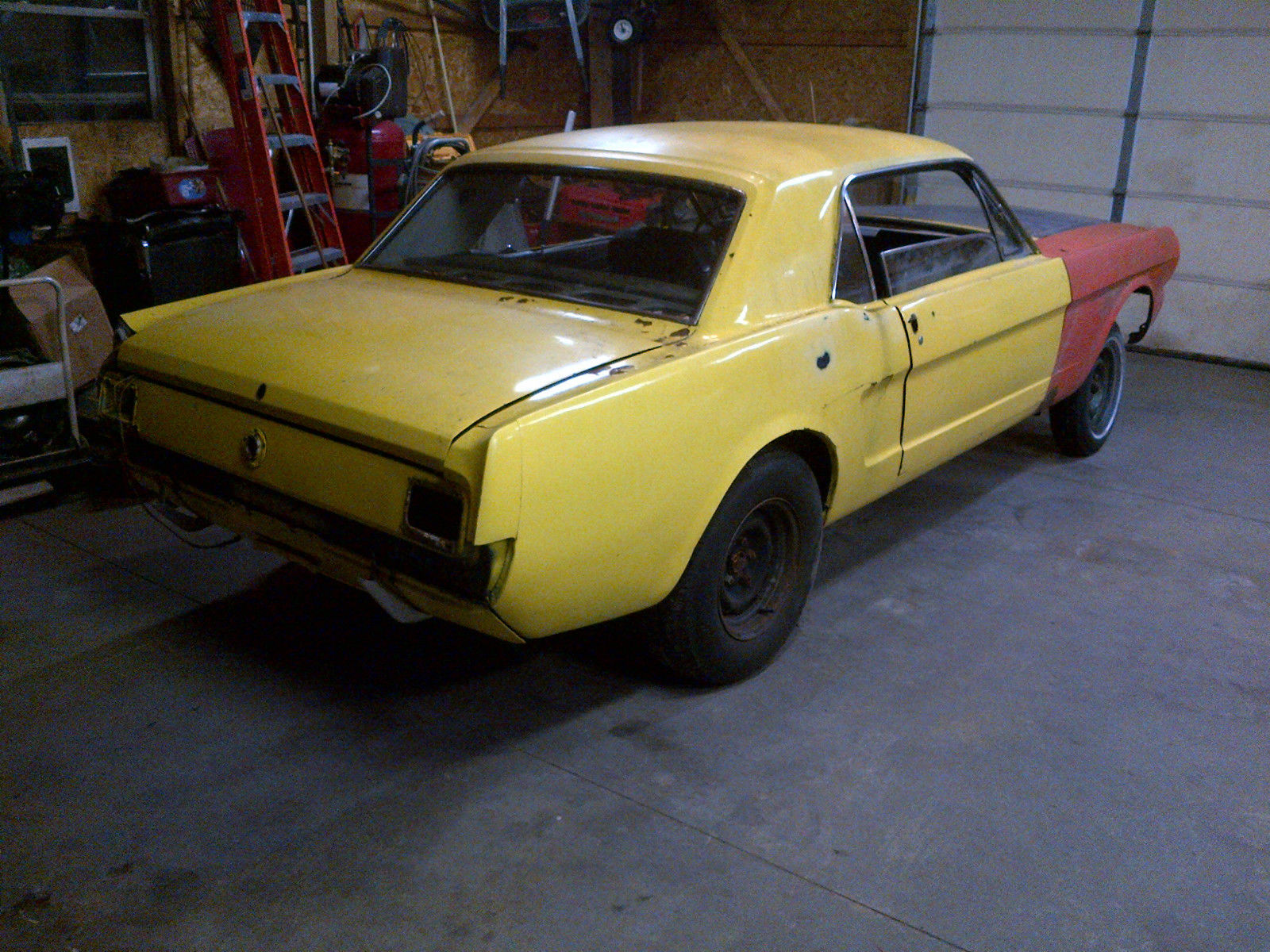 Mustang Parts For Sale >> 1965 Ford Mustang Parts Or Project Car Classic Ford