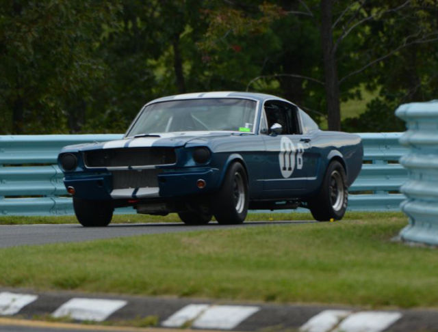 1965 Ford Mustang San Jose K Code Fb Shelby Gt350r