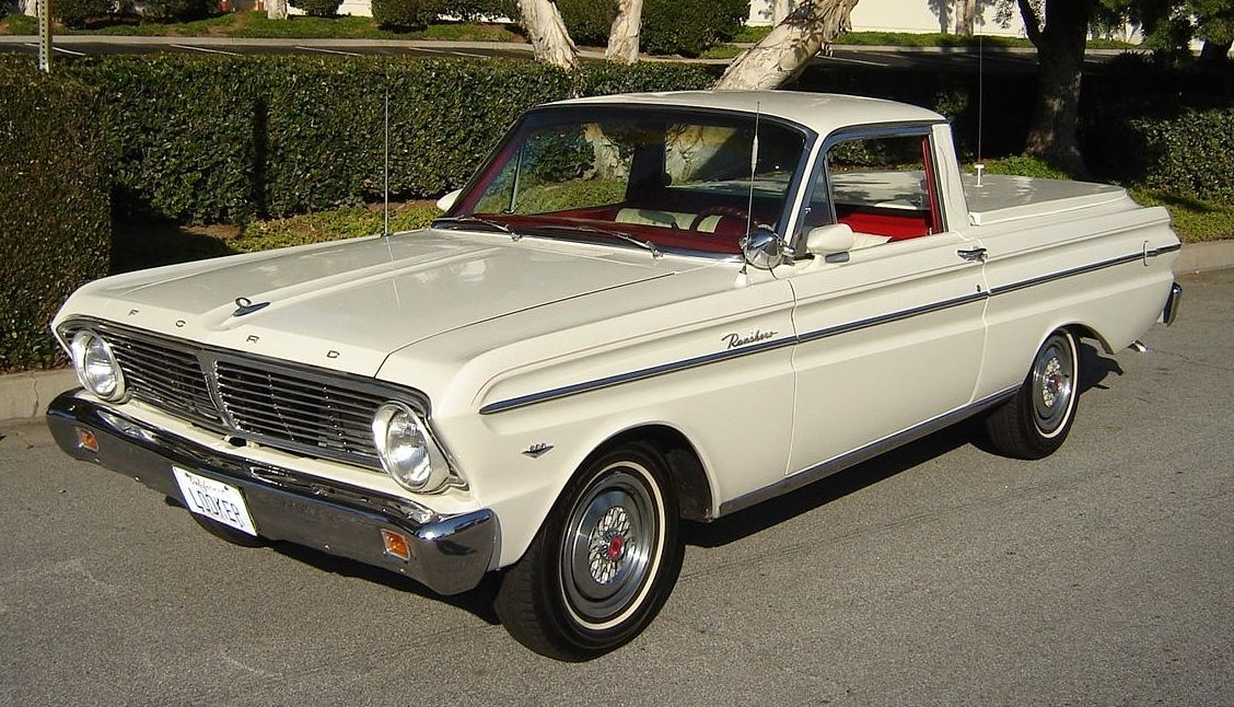 Ford Ranchero For Sale >> 1965 Ford Ranchero - 289-V8 - AUTOMATIC Hot Rod, Vintage, Classic EXCELLENT COND - Classic Ford ...