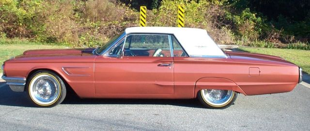 1965 Ford Thunderbird Landau Special Edition Classic