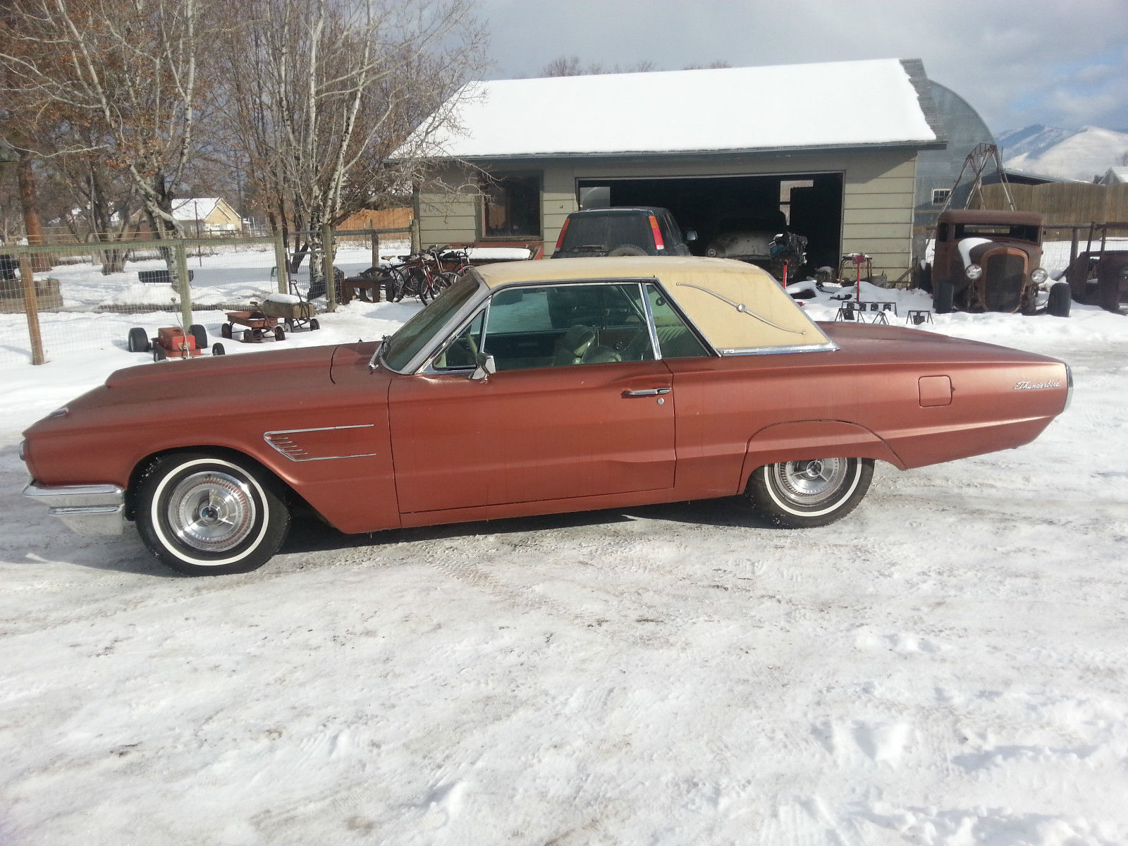 1965 ford thunderbird special landau 390 v8 auto original classic ford thun. Cars Review. Best American Auto & Cars Review