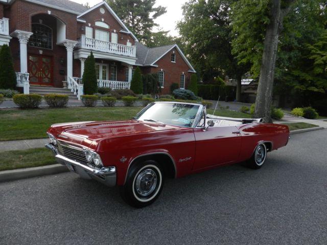 1965 Impala Ss Convertible For Sale Html Autos Weblog