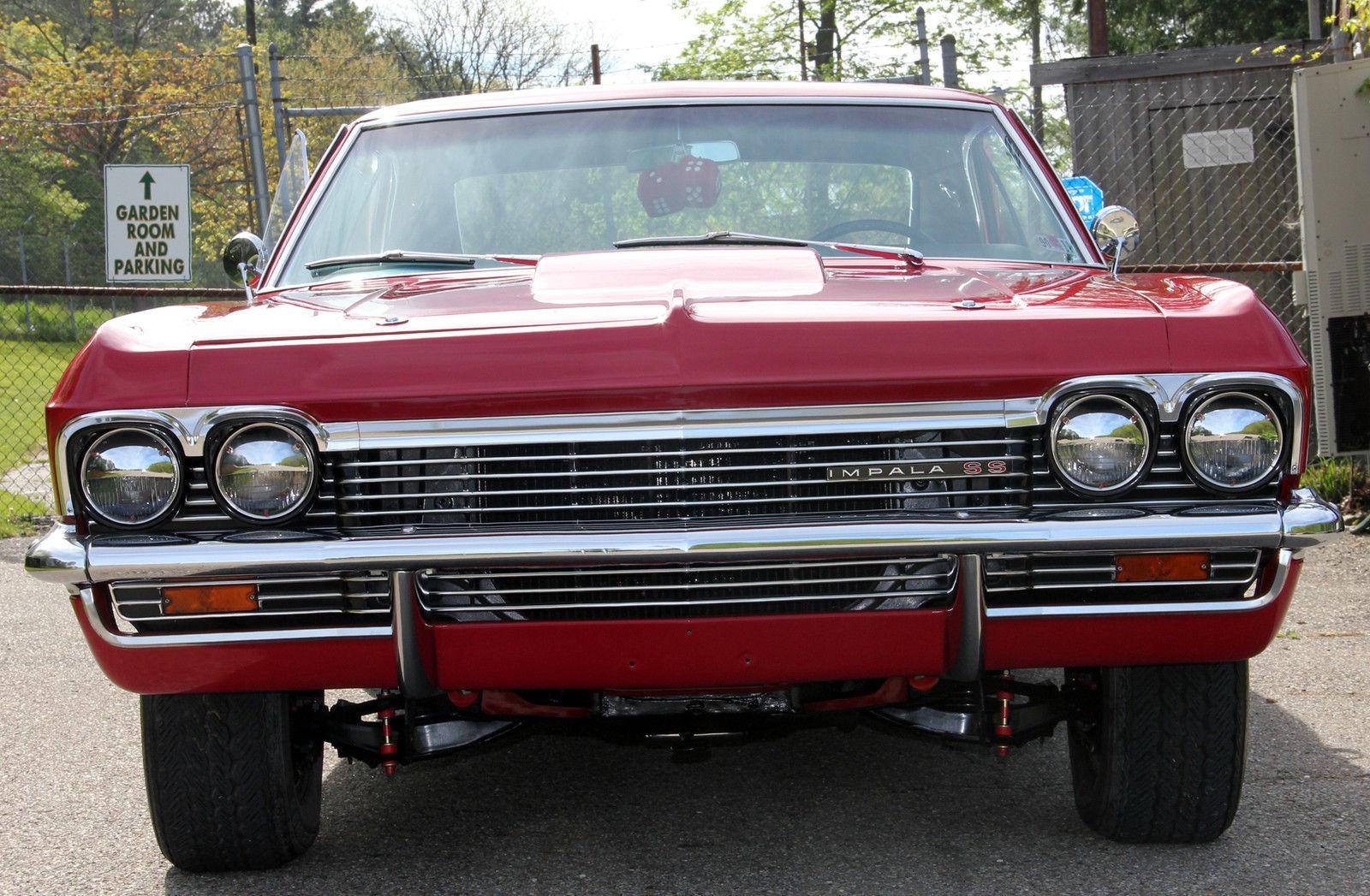 Dual Dash Cam >> 1965 Impala SS Regal Red 327ci - Classic Chevrolet Impala ...