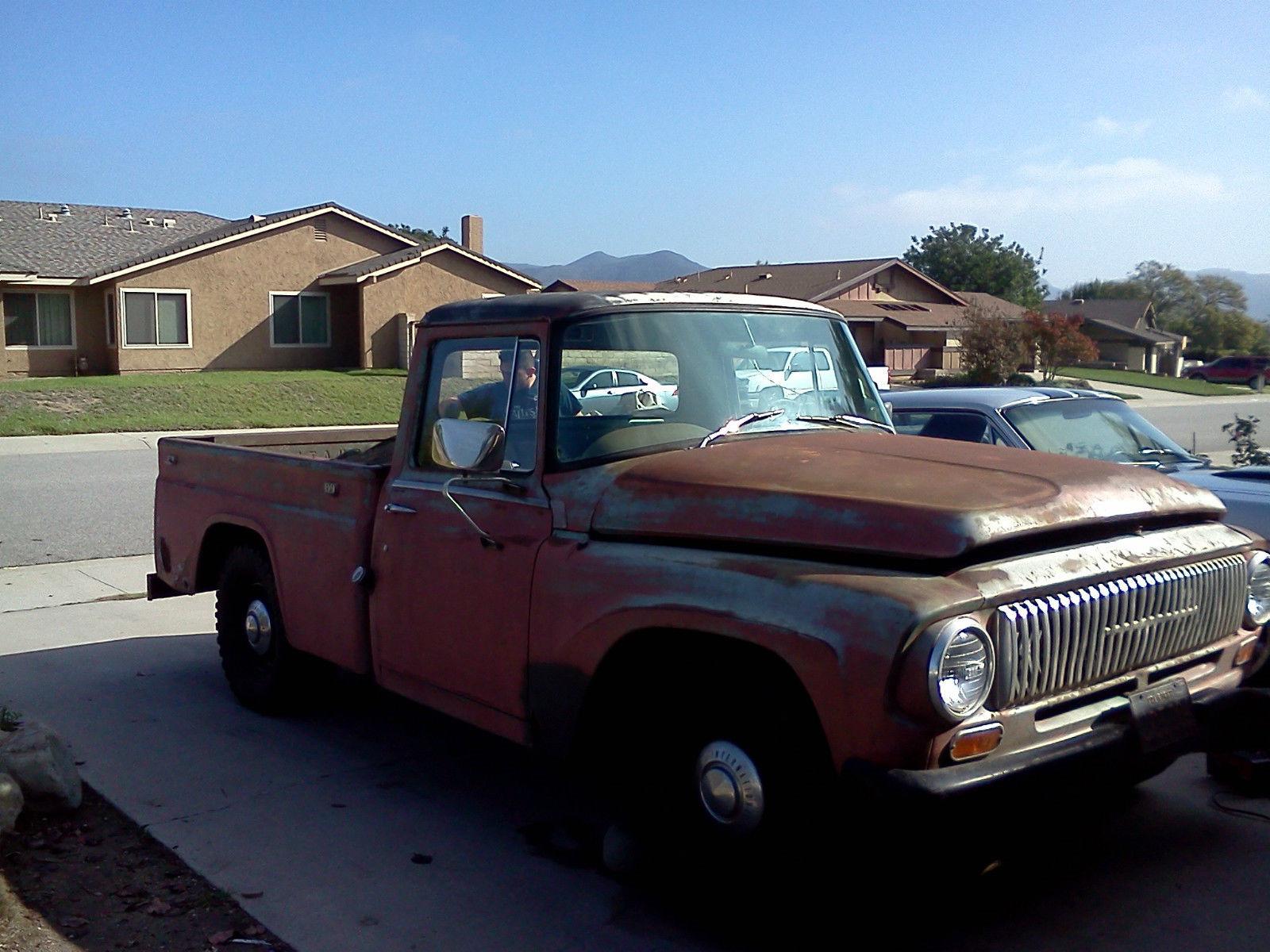 1965 International Harvester D1000 Pick Up Truck Classic