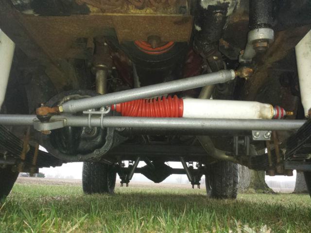 1965 International Scout 80 Ih 800 2 Ii Truck Suv Ramsey