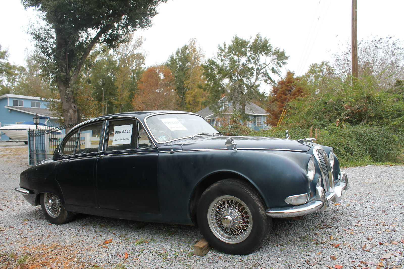 1965 jaguar 3 8 rare classic s type all original 4 door sedan classic jaguar s type 1965 for. Black Bedroom Furniture Sets. Home Design Ideas