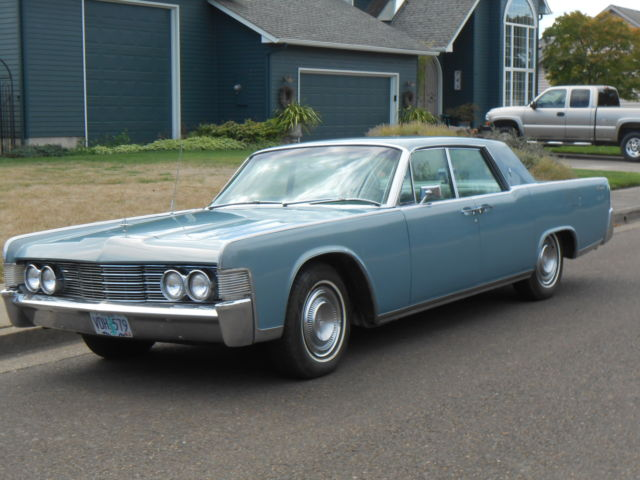 1965 lincoln continental 42k original miles restored and. Black Bedroom Furniture Sets. Home Design Ideas