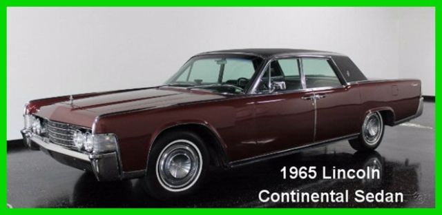 1965 lincoln continental no reserve original interior very clean car classic lincoln. Black Bedroom Furniture Sets. Home Design Ideas
