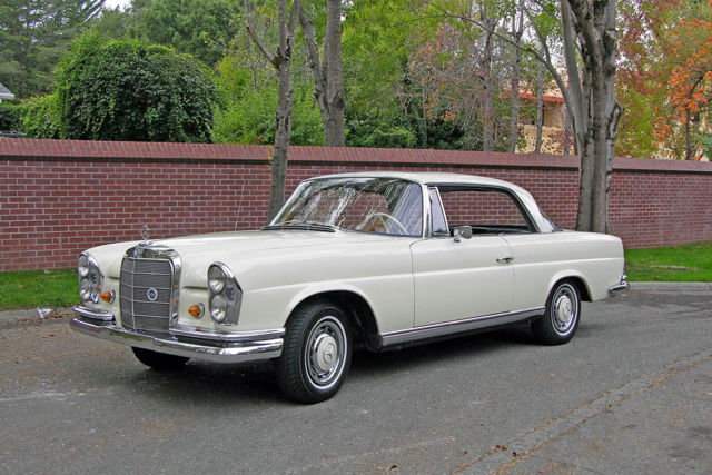 1965 mercedes 220se coupe 1 family owned survivor for 1965 mercedes benz 220se for sale