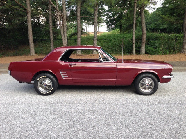 1965 mustang coupe 6 cylinder automatic transmission. Black Bedroom Furniture Sets. Home Design Ideas