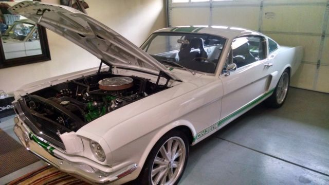 1965 mustang fastback chip foose overhaulin tv car no reserve classic ford mustang 1965 for sale. Black Bedroom Furniture Sets. Home Design Ideas