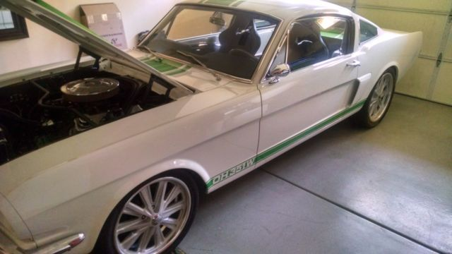 1965 mustang fastback chip foose overhaulin tv car no. Black Bedroom Furniture Sets. Home Design Ideas