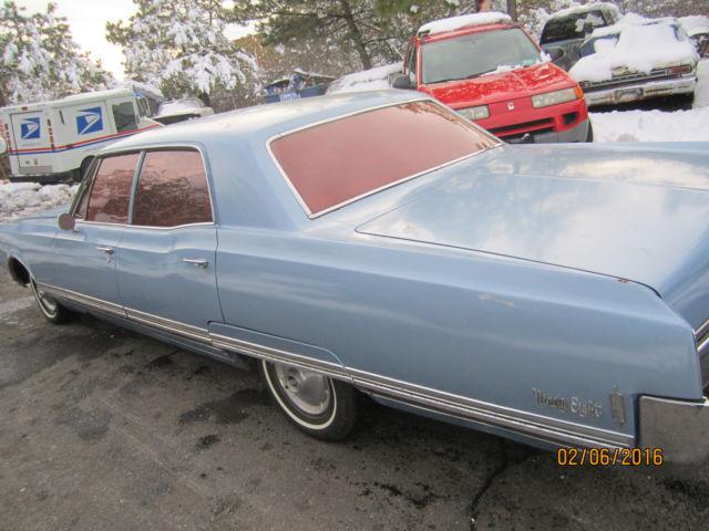 1965 Oldsmobile Ninety Eight 98 Super Rocket 425 Ci V8