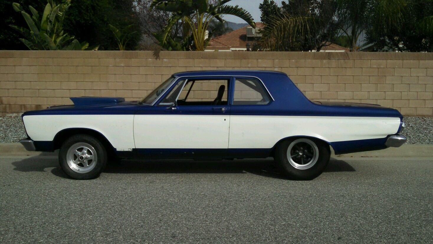1965 Plymouth Belvedere I 2 Door Sedan Post Mopar Max Wedge Hemi 1964 Dodge Other
