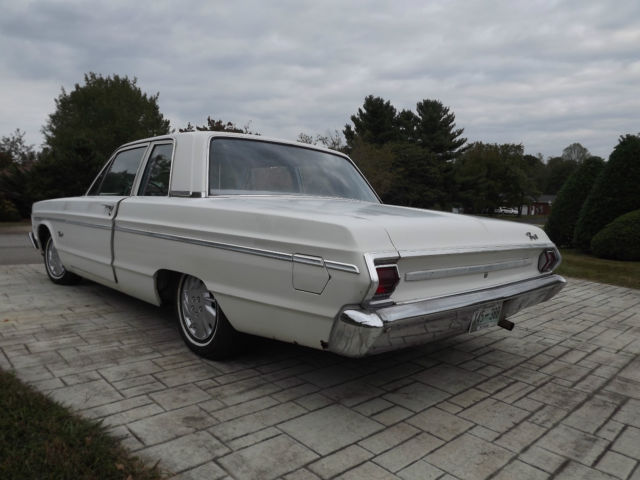 1965 Plymouth Fury Ii Coupe 2 Door Sedan With Wideblock V