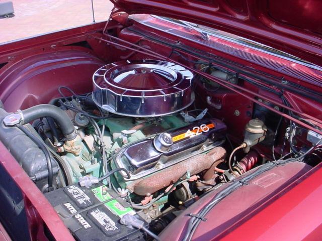 Build Your Own Car >> 1965 Plymouth Sport Fury - MOPAR - 426 Street Wedge - 4