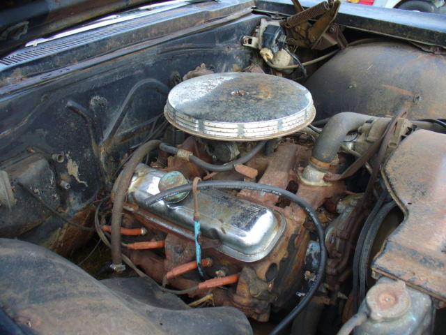 1965 pontiac catalina 2 2 with a 421 engine  3 speed