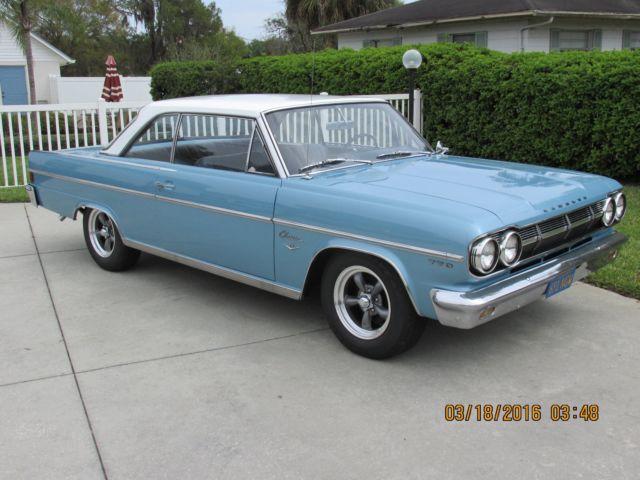 1965 Rambler Classic 770 Show Winning 2 Door Hardtop