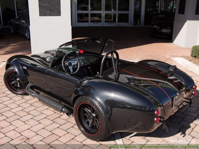 1965 Replica/Kit Back Draft Racing Shelby Cobra Roush 427 5