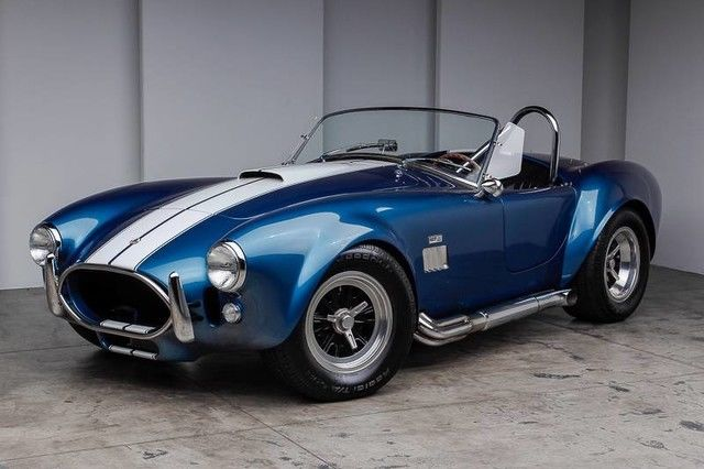 1965 Shelby Ac Cobra Kit Classic Shelby Ac Cobra Kit
