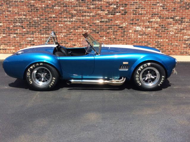 1965 Shelby American Cobra Csx 4000 50th Anniversary