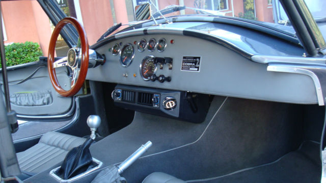 How To Sell A Car Without Title >> 1965 Shelby Cobra Replica With Removable Hard Top And A/C - Classic Shelby Cobra Replica 1965 ...