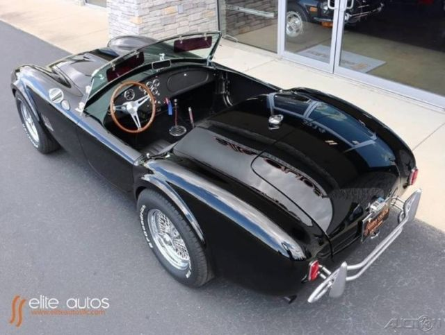 Throw Out Bearing >> 1965 SHELBY COBRA Slab Side KIRKHAM Aluminum Body 427 FORD RACING Low Miles - Classic Shelby ...