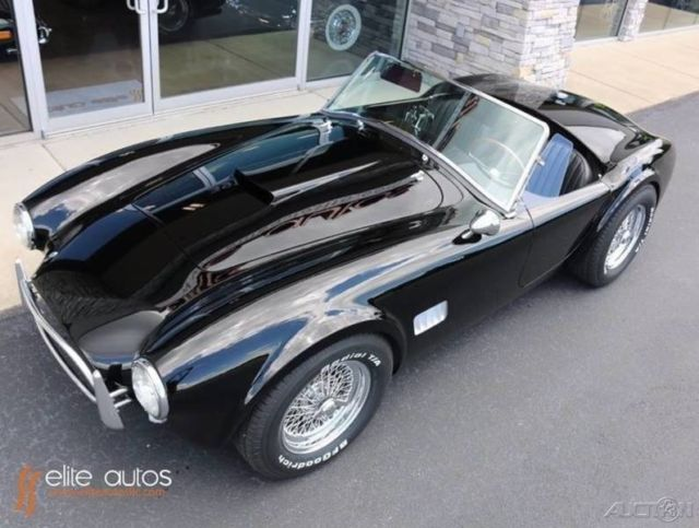 1965 shelby cobra slab side kirkham aluminum body 427 ford. Black Bedroom Furniture Sets. Home Design Ideas