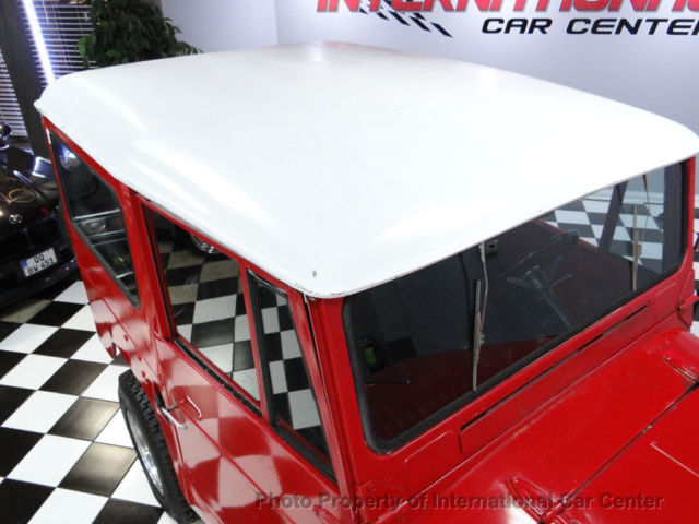 1965 toyota land cruiser fj40 lv 4x4 hardtop wagon 3 8 f