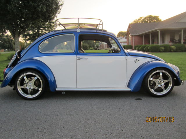 1965 volkswagen bug 2332 engine with turbo narrowed beam super nice